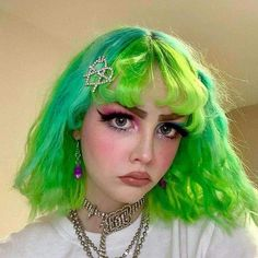 Price for 1 pcs. Hair Inspo, Hair Inspiration, Chica Dark, Short Grunge Hair, Twist Cornrows, Heart Hair, Aesthetic Hair, Aesthetic Makeup, Dye My Hair