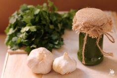 Mojo de cilantro, una delicia de la cocina canaria. » lapalmerarosa