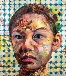 Jeff Huntington-Surrealism, Pop Art, Fauvism, G. Expressionism