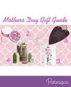 UK:Looking for gift ideas for Mother's Day? UK blogger 'Lived With Love' has recommended our Bonnie Marcus 'Mum's Everyday Esse...
