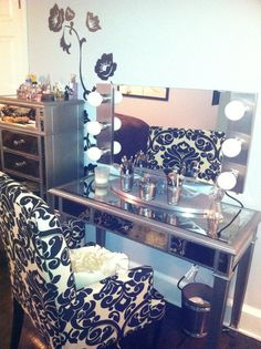 Pier 1 Hayworth Vanity and Lingerie Chest