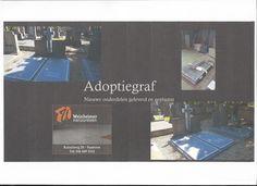oplevering adoptie grafmonument  door Weinheimer natuursteen