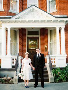 Intimate Salt Lake City Wedding