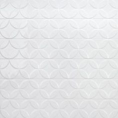 Ivy Hill Tile Cavanaugh Deco White 4 in. x 24 in. x Polished Ceramic Subway Wall Tile pieces / sq. / - The Home Depot Splashback Tiles, Kitchen Backsplash, Kitchen Cabinets, Cleaning Tile Floors, Ceramic Subway Tile, White Tiles, Color Tile, Ceramics, Houses
