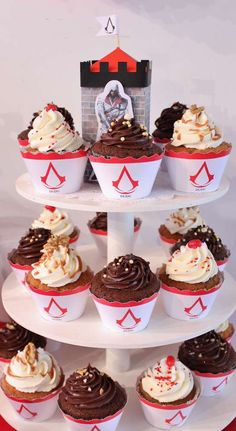 Assassins Creed Birthday Party Ideas | Photo 3 of 10 | Catch My Party