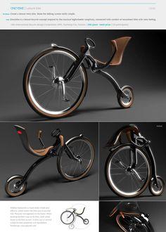 Oney bike by Peter Varga