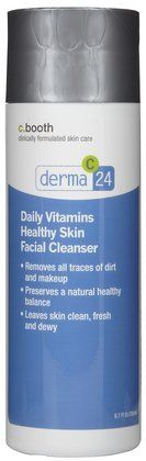 c. Booth Derma Daily Vitamin Facial Cleanser-6.7 oz ** Click image to review more details.