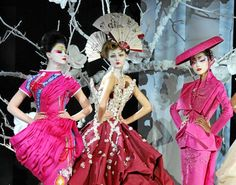 Oriente - Desfile Dior 2007