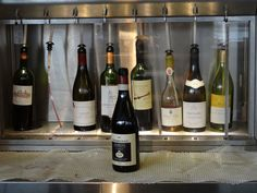 Bread Street Kitchen, London - By The Glass® Bread Street Kitchen, Gordon Ramsay, Wine Rack, London, Glass, Photos, Pictures, Drinkware, Corning Glass