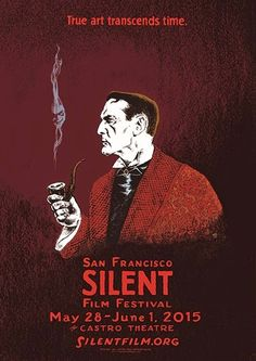 Sherlock Holmes in San Francisco: The Triumph of William Gillette - I Hear of Sherlock Everywhere: Gillette played Holmes over 1,300 times, even performing the role for Arthur Conan Doyle, and was the first Holmes on radio. He was the model for Frederick Dorr Steele's illustrations, and he attended the 1934 BSI dinner in December of that year, along with Christopher Morley and Vincent Starrett. It was he who gave Holmes the calabash-and-meerschaum pipe.