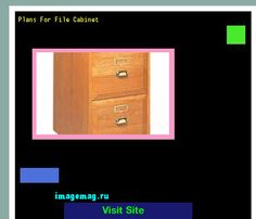 Plans For File Cabinet 170237 - The Best Image Search