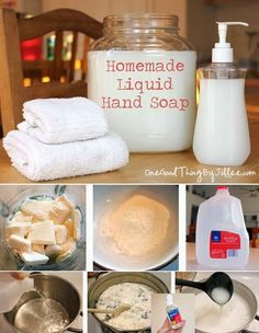 Diy Projects: Make Your Own Resort Quality Liquid Hand Soap for Pennies