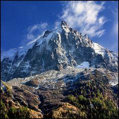 Chamonix, Mont Blanc, France  (by Pilar Azaña)