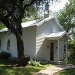 Chapel in the Woods at Summers Mill, Belton, Texas