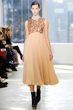 Delpozo | Fall 2014 Ready-to-Wear Collection | Style.com [Photo: Livio Valerio / Indigitalimages.com]