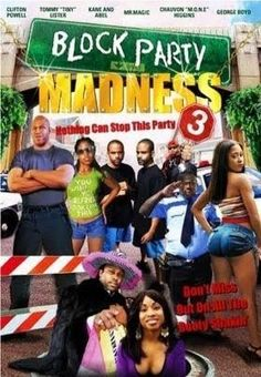 Block Party Madness    - FULL MOVIE - Watch Free Full Movies Online: click and SUBSCRIBE Anton Pictures  FULL MOVIE LIST: www.YouTube.com/AntonPictures - George Anton -   Watch FREE! AJ and his homie Trip are determined to throw the hottest block party of the summer, for the third year in a row. This year there will be more obstacles than ever, but nothin' can stop these boyz from having a good time.