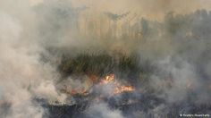 Worsening haze leaves South East Asia choked | News | DW.COM ...