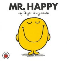 mr happy roger hargreaves - Buscar con Google