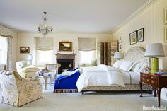 Classic Georgian house designed by Christopher Maya in April House Beautiful