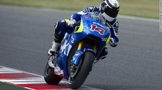 Suzuki MotoGP Machine - being developed by Randy Depuniet for the 2015 return of Suzuki to MotoGP. Very excited to see Suzuki back in the game Motorcycle News, Motogp, Road Bike, Cars And Motorcycles, Vehicles, Game, Venison, Games, Gaming