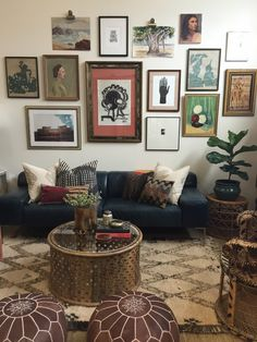 gorgeous living room ideas to transform your living space 19 Interior Design Living Room, Living Room Decor, Living Spaces, Bedroom Decor, Wall Decor, Room Inspiration, Interior Inspiration, Home And Deco, My New Room