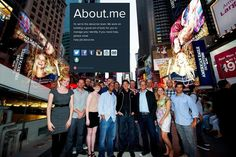About.me's page on about.me – http://about.me/aboutmeteam