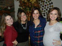 Granddaughter Krista, daughter Alecia, Granddaughters Brittany and Nikki