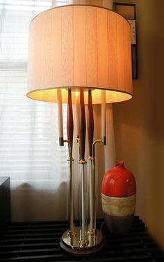 Vintage Laurel Lamp, via Flickr.