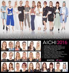 Hlasujte o Cenu veřejnosti AICHI 2016! Vyberte nejlepší proměnu! Aichi, Hair Studio, Hair Designs, Salons, Unique, Movies, Movie Posters, Atelier, Lounges