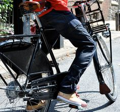 Osloh Bicycle Jeans — Look At Me