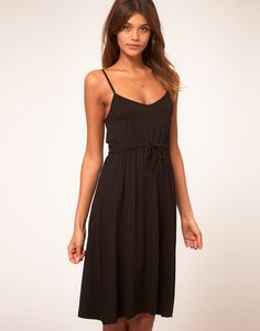 Pretty and simple day dress and could go into night to dinner