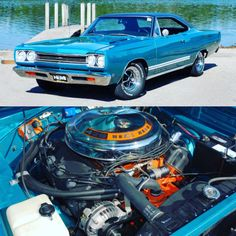 Vintage Cars luvhotrods: u-musclecars: 1968 Plymouth GTX. Plymouth Muscle Cars, Dodge Muscle Cars, Best Muscle Cars, American Muscle Cars, Ford Mustang, Plymouth Gtx, Chrysler Cars, Automobile, Pontiac Firebird