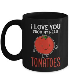 New arrival!: I Love You From M.... Check it out now! http://misopunny.com/products/i-love-you-from-my-head-tomatoes-funny-food-pun?utm_campaign=social_autopilot&utm_source=pin&utm_medium=pin