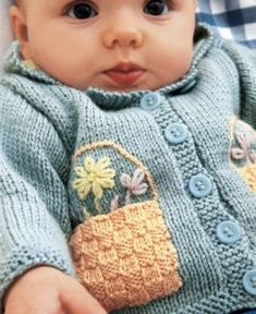 553e08573 53 Best Baby Cardigan Knitting Patterns images in 2019