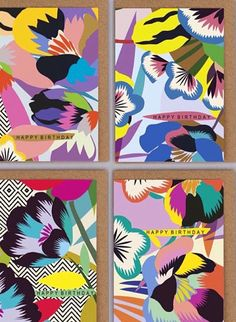 print & pattern: NEW COLLECTION - kitty mccall