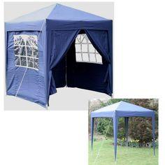 Outdoor Pop Up Gazebo Garden Canopy Tent Waterproof Folding Wedding Party  Picnic
