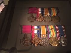 BW museum Perth, Melvin VC & Finlay VC
