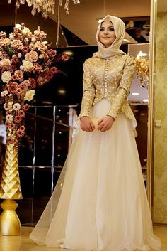 Model Kebaya Muslim Simple Dan Elegan 2017
