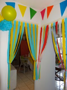 anniversaire cirque 1 an