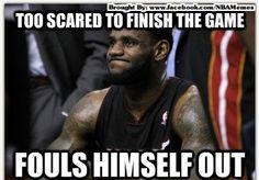 LeBron James humor #funny