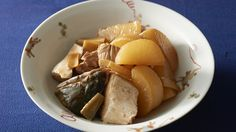 Cá cam Nhật kho củ cải Buri daikon