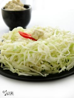 reteta salata de varza cu hrean