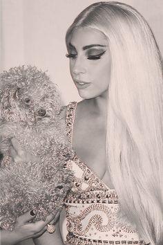 Lady Gaga and Fozzie
