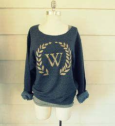 DIY Sweatshirt.