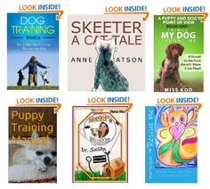 List of free Kindle books about dogs and cats