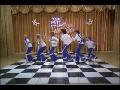Brady Bunch - Keep On Moving  - Yeah I like this!!!!    Somewhere on video I have my kids and some friends doing this dance!  :)