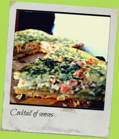 Home made salmon and endives pie. Whole recipe here: http://wp.me/p47yYy-7x  Enjoy!