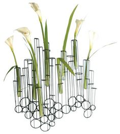 Hive Crokkis Wall Vase - Modern - Vases - by Switch Modern
