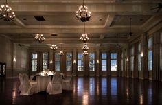 The chandelier room downtown dallas rates listed on site please view our dallas weddingevent venue gallery here we show what the room looks like empty before we customize it for your special day mozeypictures Images