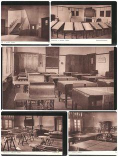 Interieur Huishoudschool de Vijfsprong